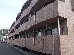 鹿児島県鹿児島市田上8丁目の賃貸マンションの外観