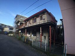 鹿児島県鹿児島市唐湊1丁目の賃貸アパートの外観