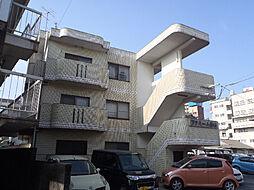 鹿児島県鹿児島市下荒田2丁目の賃貸マンションの外観