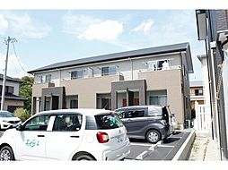 [テラスハウス] 静岡県浜松市浜北区西美薗 の賃貸【/】の外観