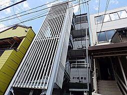 コーポ横山[4階]の外観