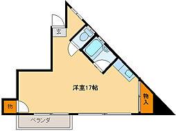 新葵ビル(加納)[3階]の間取り