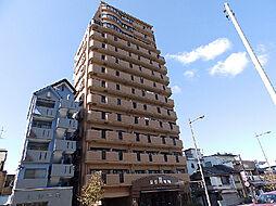 ライオンズマンション柳ヶ瀬[2階]の外観