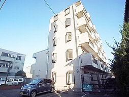 サンライン岐阜コーポ[1階]の外観