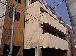 横井ビル[4階]の外観