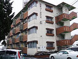 岐東コーポラス[1階]の外観