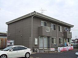 セゾン美江 West[1階]の外観