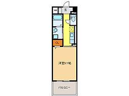 メゾン・ド・リアン[2階]の間取り
