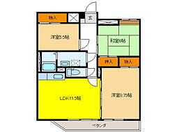 Maison Gotoh[2階]の間取り