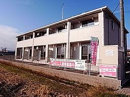 ソレイユII[2階]の外観