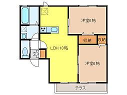 信太山駅 6.5万円