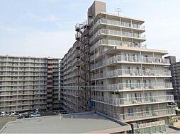 サニータウン羽倉崎3番館[1階]の外観