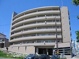 北海道北見市北三条東2丁目の賃貸マンションの外観