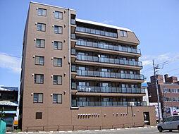 北海道北見市北三条西2丁目の賃貸マンションの外観