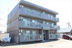 北海道北見市緑ケ丘1丁目の賃貸マンションの外観