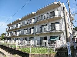 鹿児島県霧島市国分名波町の賃貸マンションの外観
