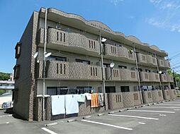 鹿児島県霧島市国分重久の賃貸マンションの外観