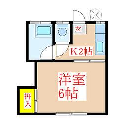 隼人駅 1.5万円