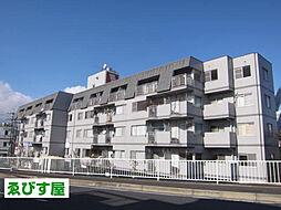 ガーデンスクエア瀬田[3階]の外観