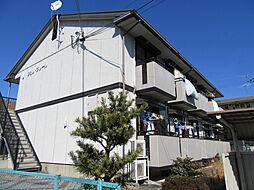 ジョリプレール[2階]の外観