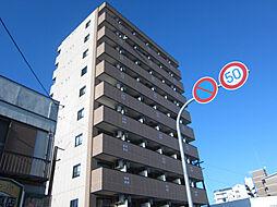 ボヌールS[4階]の外観