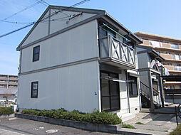 ジョーカンA・B・C・D・E・F棟[2階]の外観