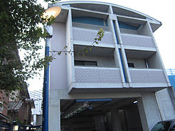 ランブラス南長岡京[2階]の外観