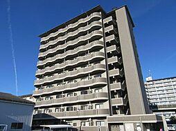 サニーサイドテラスK[6階]の外観