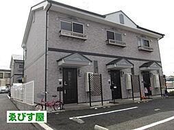 [テラスハウス] 滋賀県草津市追分8丁目 の賃貸【/】の外観