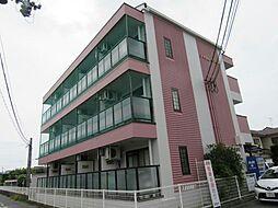 シャルム・ヤマモト[3階]の外観