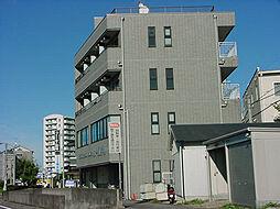 ホーム照明ビル[3階]の外観