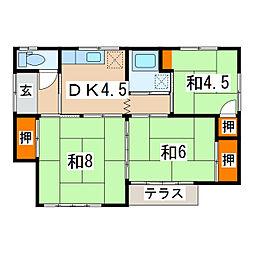 盛岡駅 4.5万円