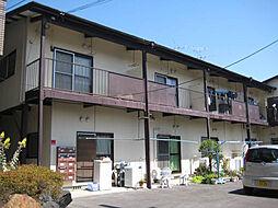 第1鹿島荘[2階]の外観