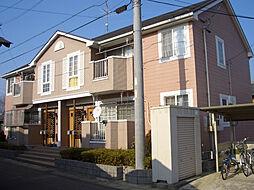 カーサタカバI[1階]の外観