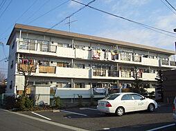 富士コーポ[3階]の外観