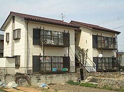 コーポヤナダ[1階]の外観