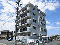 クローバー浅井[1階]の外観