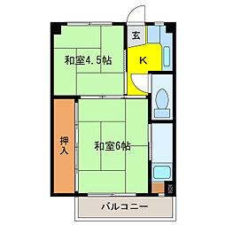 布袋駅 2.3万円