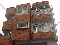 埼玉県八潮市大字伊草の賃貸マンションの外観