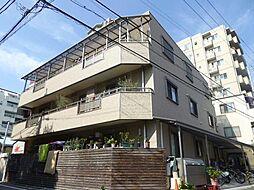 東京都足立区谷中1丁目の賃貸マンションの外観