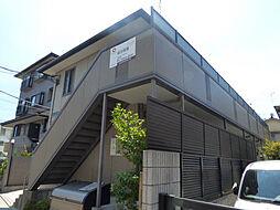 東京都葛飾区青戸5丁目の賃貸アパートの外観