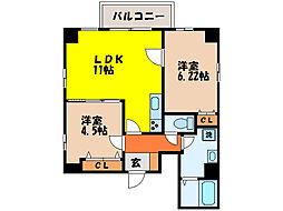 市民会館駅 11.0万円