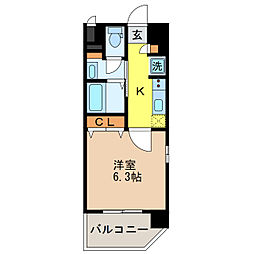 新中川町駅 5.4万円