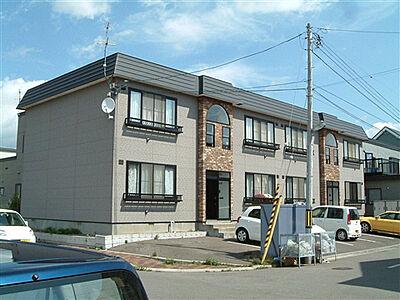 外観,1LDK,面積39.88m2,賃料4.5万円,バス 昭和下車 徒歩12分,,北海道函館市昭和4丁目50-1