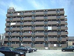 三重県津市江戸橋2丁目の賃貸マンションの外観
