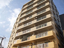 鹿児島県鹿児島市谷山中央2丁目の賃貸マンションの外観