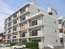 鹿児島県鹿児島市東谷山3丁目の賃貸マンションの外観