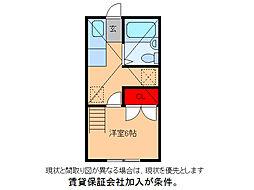 荒川沖駅 1.2万円