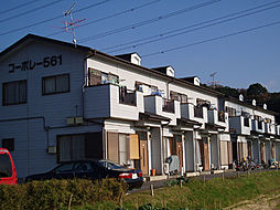[テラスハウス] 静岡県三島市徳倉3丁目 の賃貸【/】の外観
