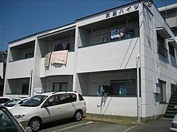 京屋ハイツ[102号室]の外観